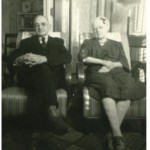 Belle and Oscar Vivell's 50th Anniversity Photograph