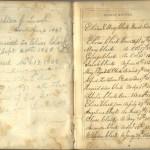Elias Clark Family Bible