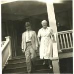 O. H. & Belle Vivell - 1941