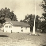 O.H. Vivell's garage in Carrollton