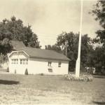 O.H. Vivell's garage in Carrollton.