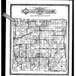 Vivell Farm 1915 Greene County, IL Platbook