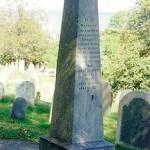 William Bradford Grave Site