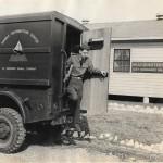 John R. Clark at 141 Armored Signal Company, Fort Hood Texas