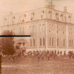 Carrollton High School when O.H. Vivell attended